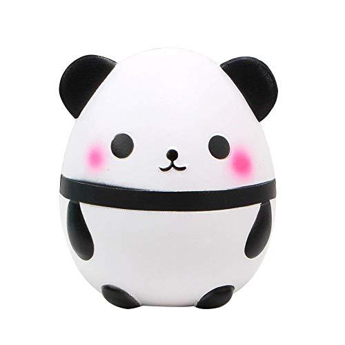Queta PU Slow Rebound Simulation Squishy Papier Katze PU schäumenden Dekompression Spielzeug,Squishy Panda