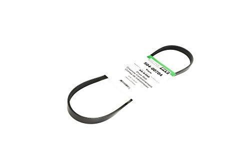 Surefit 504-00704 Toro Rasenmäher Antriebsriemen schwarz