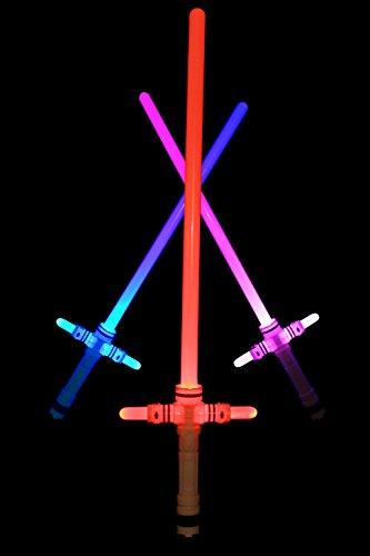 Motion Sensitive Farbwechsel Space Wars Säbel
