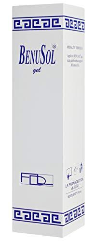 BENUSOL gel ideale per dare sollievo alle gambe gonfie, stanche e pesanti - tubo 150 ml