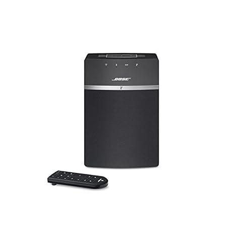 Bose SoundTouch 10 kabelloser Lautsprecher, schwarz