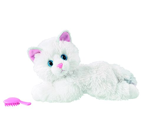 Vivid Imaginations Lily My Snuggly Kitten Chaton en Peluche Multicolore