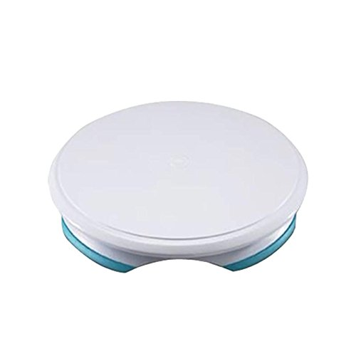 Wilton-307-303-Trim-N-Turn-Plus-Cake-Stand-Tortenuntersetzer-Kunststoff-wei-3-x-30-x-30-cm