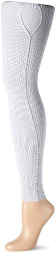 Relaxsan Damen Miederhosen Massage Pants aus Mikrofaser-Fuseaux Extra Weiß (Weiß 099)