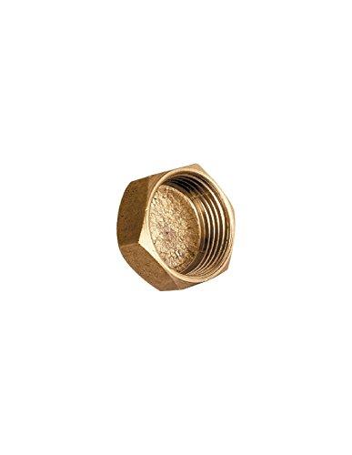 Bouchon Femelle Raccords - Filetage 8 x 13 mm - Vendu par 2