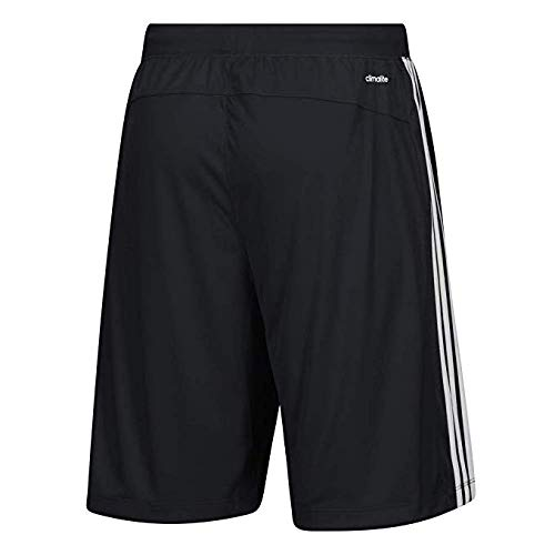 829fda77eb43e adidas Indiana University Hoosiers Men's Shorts 3 Stripes Knit Short  (X-Large)