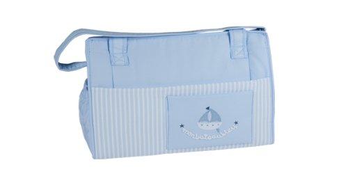 Cambrass Sac à Main Maxi 61 - Bleu