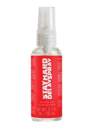 Pharmquest by Shots - Stay Hard Verzögerungsspray - 50 ml - 1er Pack (1 x 50 ml)