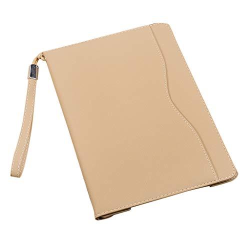Mumuj Tablet Shell Schutzhülle, Stand Folio Case Cover Abdeckung Schutzhülle Tragbare Ständer Fall for iPad Mini 5/4/3/2/1 7.9Inch Tablet Slim Shell Cover Split Protective Case (Mini Fall Für Rotierenden Ipad)