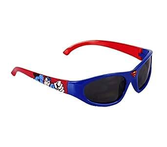 Occhiali da sole per bambino SUPERMAN 2500000553 protezione dai raggi uv. MEDIA WAVE store ®