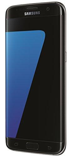 Samsung Galaxy S7 EDGE Smartphone (5,5 Zoll (13,9 cm) Touch-Display, 32GB interner Speicher, Android OS) schwarz