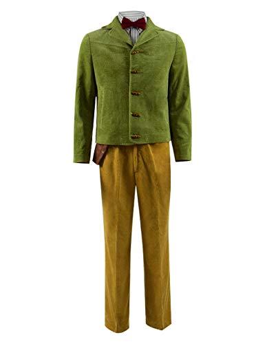 Zhangjianwangluokeji Bilbo Beutlin Kostüm Cosplay für Herren (M, Stil - Bilbo Beutlin Kostüm