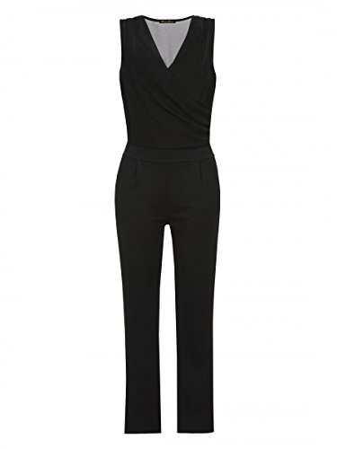 Laeticia Dreams Damen Overall Wickel Optik S M L XL Weiß
