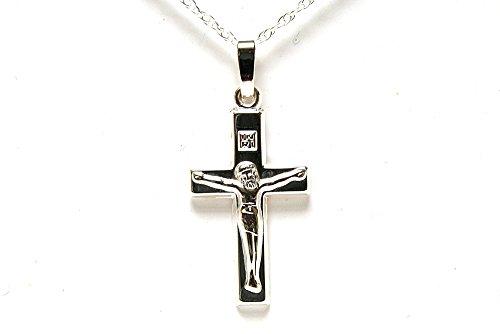 pour-enfant-en-argent-sterling-pendentif-croix-crucifix-et-chaine-406-cm