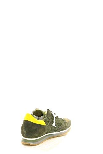 Philippe Model TRLU Sneakers Uomo Verde