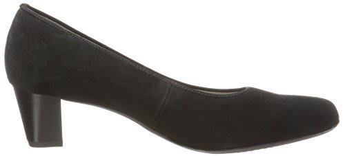 Ara Knokke, Scarpe Col Tacco Punta Chiusa Donna nero (nero)