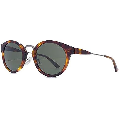 Levis Ponte in metallo Vintage occhiali da sole rotondi in guscio di tartaruga LO22459/02
