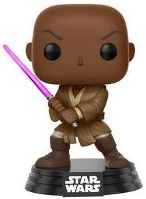 Star Wars Mace Windu Vinyl Bobble-Head 172 Figurine de collection