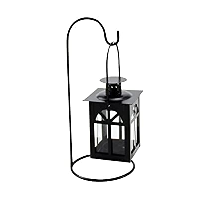 Hanging Metal Vintage Tea Light Lantern on stand For Decoration