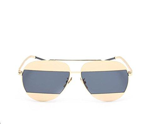 Fashion Box Sonnenbrille Überspannungsschutz Spiegel , C1