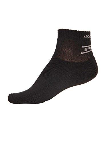 Jockey Men Cotton Socks (7036-0110-BLACK Black FREE SIZE)