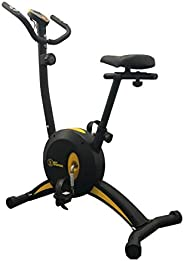 Hot Shapers Elegant Design Home use Heavy Duty Magnetic Exercise Bike for Cardio workout -MFK-1056B by Marshal