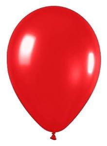 Amscan International 20000862 - Globo decorativo, color rojo, 30,5 cm