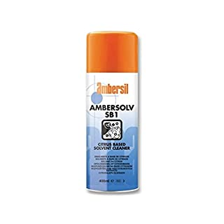 Ambersil 31597 Ambersolv Foaming Cleaner, 400 ml