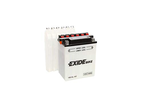 EXIDE - BATTERIE EXIDE 12V EB14L-A2/YB14L-A2