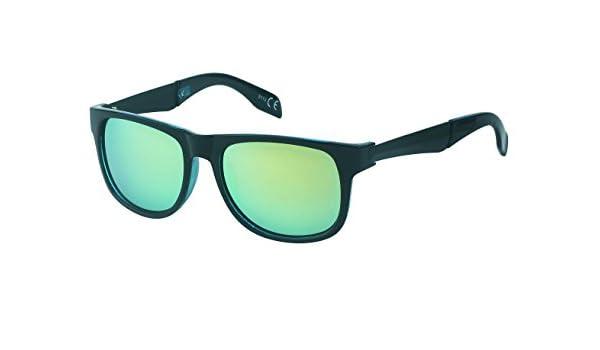 Chic-Net Sonnenbrille schwarz bunt verspiegelt 400 UV Wayfarer Stil Metallbügelhälfte orange Y9BoDf7X6