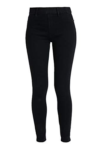 Even&Odd Jeggings für Damen - Sexy Leggings - Damenleggings sexy, schwarz in Größe 44
