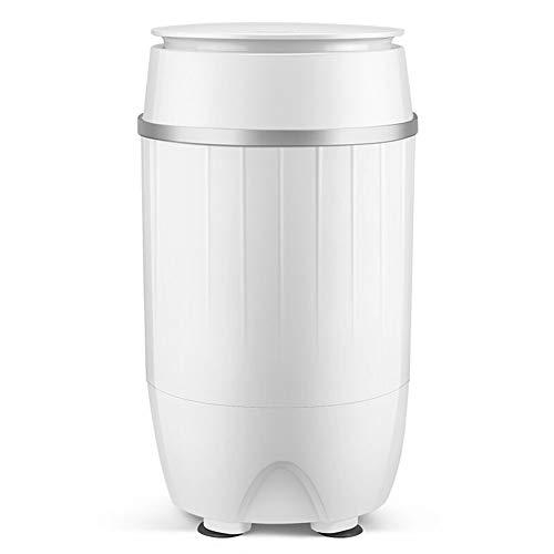 PIGE Mini-Waschmaschine, Baby und Kleinkind Baby exklusiven Blu-ray sauber Geschmack Mini Mini Dörrgerät 3,8 kg Kapazität Energiespar-Stumm geeignet für Schlafzimmer Wohnzimmer Balkon Badezimmer