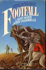 Cover of Footfall