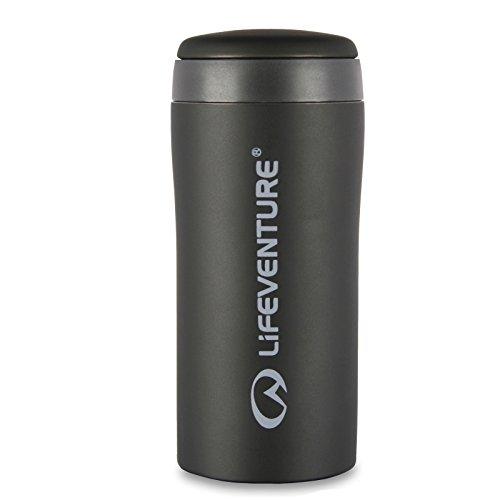 Schwarze Sicherheits-vakuum (Lifeventure Thermobecher-matt schwarz)