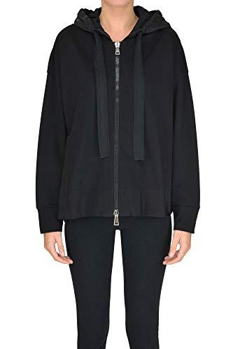 MONCLER Femme Mcglftt000005013e Noir Coton Sweatshirt d'occasion  Livré partout en Belgique