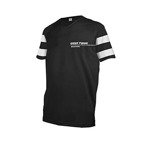 Uglyfrog Fahrrad Trikots & Shirts Bekleidung Herren - Radfahrer - Mountain-Bike - MTB - BMX - Biker - Rennrad - Outdoor - Downhill Jersey- Freeride - Special Designs Kurz/Langarm DEHerDownSW05 -
