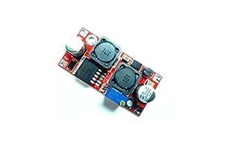 SMO DC Boost Buck convertisseur de tension 3-35V à 1.25-30V 2A Full Range régulateur LM2587