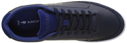 Lacoste Setplay 117 1, Baskets Basses Homme Bleu (Nvy)