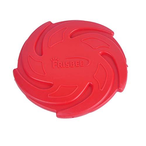 QHorse Haustier Frisbee Hunde Training Spielzeug Ungiftig Toys Kauspielzeug Funning WerkzeugPuppy Intelligenz Disc Molar Heimtierbedarf -