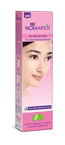 Bajaj Nomarks Cream for Normal Skin, 25g