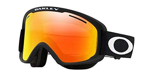 Oakley O Frame 2.0 XM Fire Iridium&Persimmon Skibrille schwarz Einheitsgröße
