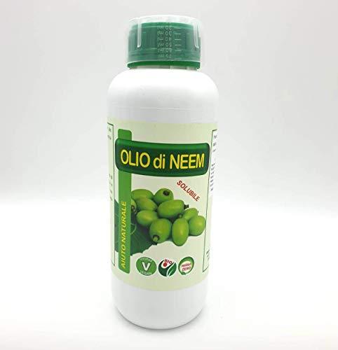 olio di neem - neem olio 1 lt - aiuto per le piante