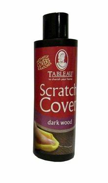 Tableau Pâte à bois anti-rayures Bois sombre