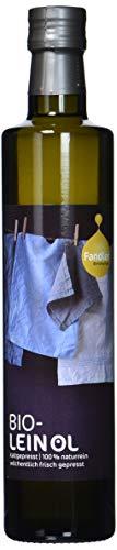 Fandler Bio-Leinöl, 1er Pack (1 x 500 ml)