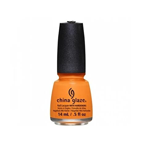 China Glaze Nail Polish, Stoked To Be Soaked 14