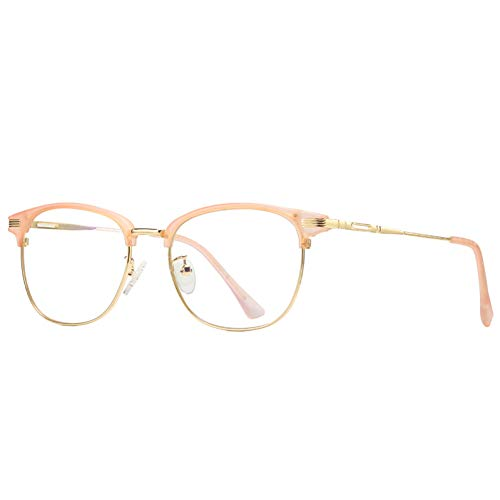 TIANZly Anti Blue Light Brille Computer Brille Frauen Blue Light Blocking Frauen Anti Blue Gaming Brille Frauen Männer Brillen