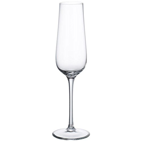 Villeroy & Boch Purismo Specials Verre à champagne, 270 ml, Cristal, Transparent