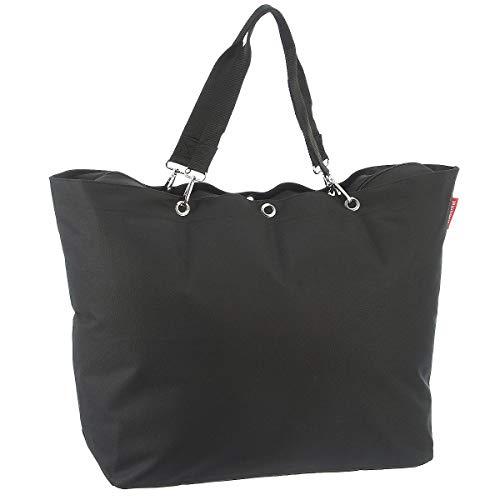 reisenthel shopper XL black Maße: 68 x 45,5 x 20 cm / Volumen: 35 l