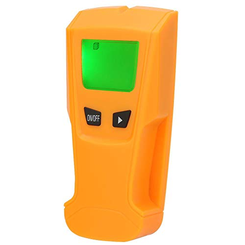 HT210 Stud Finder, 3 in 1 Multifunktions Stud Wanddetektor, Metal and AC Live Wire Detector, mit LCD-Display Metal Detector Lcd