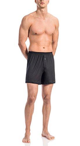 Olaf Benz-Pearl 1574-Boxer-FB. Black o. Silk Black XXL